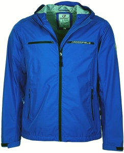 Nickel Outerwear Herren Funktionsjacke royalblau (Größe: 48)