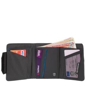 Lifeventure RFID Wallet 3 fold Geldbörse