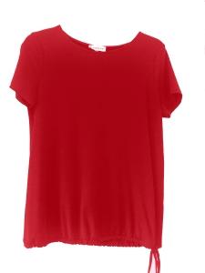 Bluebeery Shirt rot (Größe: 48)