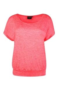 Canyon T-Shirt cherry melange (Größe: 48)