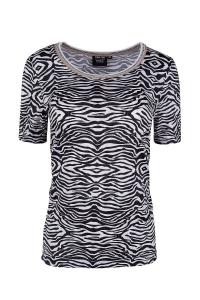 Canyon Women Sports T-Shirt Zebra (Größe: 50)