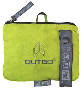 Reisehandtuch McNett Outgo Handtuch PT Pod