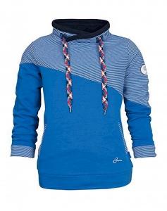 Serena Malin Sweatshirt mit Stehkragen (Größe: 40 berry - beere)