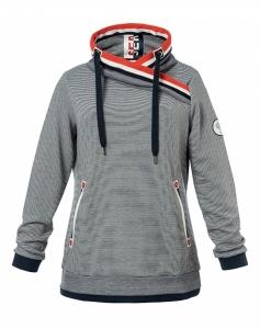 Serena Malin Sweatshirt Marinelook (Größe: 38)