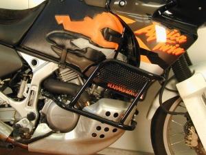 Hepco Motorschutzbügel Honda XRV 750 Africa Twin
