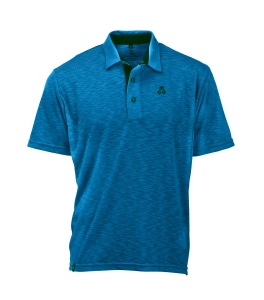 Maul Poloshirt Ares Funktionspolo skydiverblue (Größe: 52)