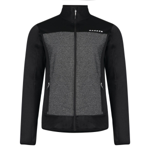 Dare 2b Correlate Core Stretchjacke (Größe: M black/charcoal)