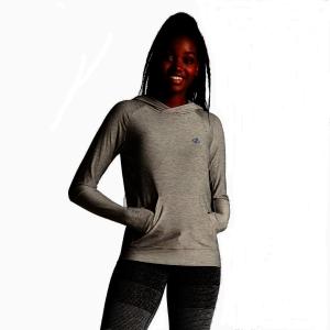 Dare 2b Damen Hoodie Sprint City grau meliert (Größe: 38)