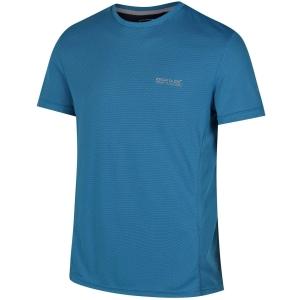 Regatta Funktions-T-Shirt Hyper-Cool blau (Größe: M)