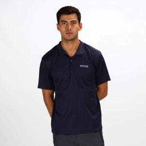 Regatta Polo Shirt Maverik IV Men navy (Größe: 2XL)