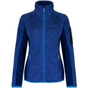 Regatta Laney III Damen Strickfleecejacke blau (Größe: 40)