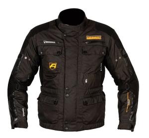 BF Desert Motorradjacke Herren und Damen (bitte wählen: Lady M schwarz)