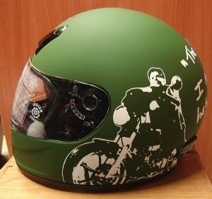 Indian Coast Helm Motorcycle Boy (Größe: M)
