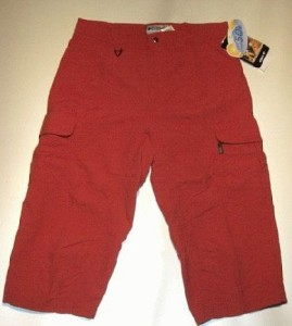 Columbia Mens Million Mile Knee Pant (Bitte wählen: 34)