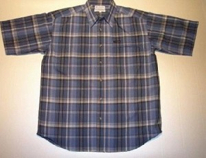 Columbia Hemd Torreys Trail Plaid Shirt Gr. L (Größe: L)