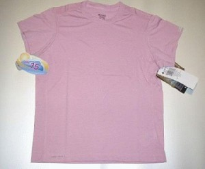 Columbia Womens Duo Tone SHort Sleeve Tee,rosa (Bitte wählen: DS=36)