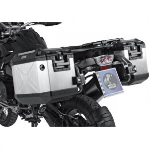 Hepco Becker Kofferträgerset Cutout BMW F 800 GS