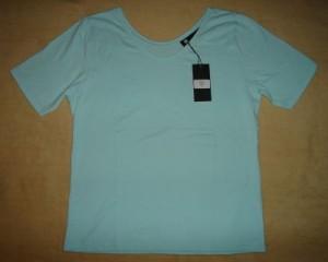 Damen T-Shirt Barolo mint (Bitte wählen: L)