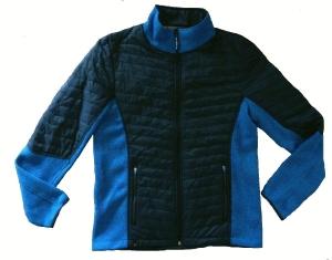 Maul Dreierspitz Hybridjacke blau (Größe: 56)