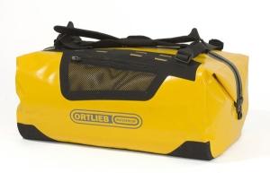 Ortlieb Duffle Reisetasche- wasserdichte Tasche (Farbe: oceanblau-schwarz 110 ltr.)