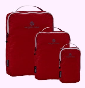 Eagle Creek Specter Cube Set XS/S/M volcano red
