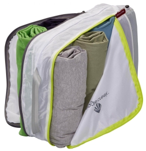 Eagle Creek Pack-it Specter Clean Dirty Cube M (Farbe: white/strobe)