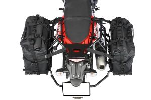 Enduristan Motorradsatteltaschen Monsoon Evo (Größe: Small)