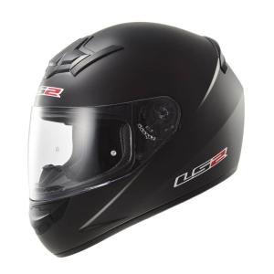 LS2 Helm Rookie Single Mono FF352 schwarzmatt (Größe: XL)
