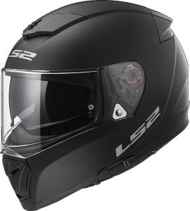 LS2 Helm Breaker FF390 matt black (Größe: S)