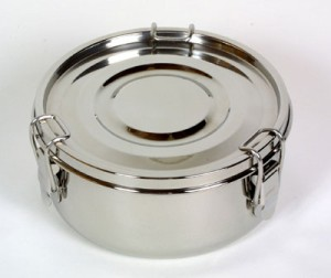 Relags Food Container Gr. M 0,8 ltr Edelstahl