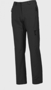 Hot Sportswear Colorado Thermohose Damen anthrazit (Größe: 26)
