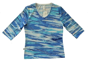 Joy Sportswear Damen T-Shirt Halona 3/4 Arm (Größe: 38)