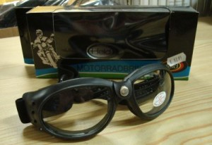 Held Motorradbrille - getönt