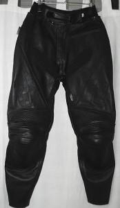 IXS Motorrad Lederhose Chief für Damen (Bitte wählen: 40)