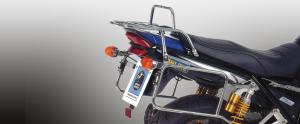 Hepco Becker Koffer- und Komplettträger für Yamaha (bitte wählen: Kofferträger FZ 1 Fazer ab BJ 2006 (Kofferträger kann nur in Verb. mit der Gepäckbrücke montiert werden))