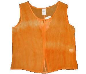 LeGo Damentop orange ganz leicht (Größe: 40)