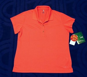 Maul Damen Funktions-Polo-Shirt Ottawa-lobster (Größe: 40)