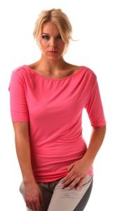 Nord Blanc Damen Fitnessshirt feminin pink (Größe: 38)