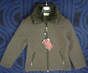 OPD Jacke mit Pelzkragen (Größe: XL)