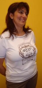 Canyon Women Sports T-Shirt Wild Life (Größe: 38)