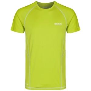 Regatta Funktions-T-Shirt Luray lime (Größe: M)