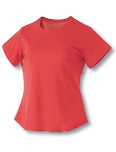 Regatta Funktions-T-Shirt Amanda- lobster Gr. 38 (Größe: 38)