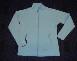 Regatta Softshell Jacke Evette für Damen -hellblau (Größe: 46)