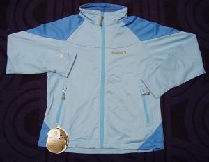 Regatta Softshell Jacke Gigi -blau (Größe: 40)