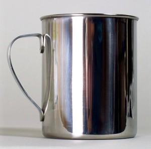 Relags Edelstahlbecher, poliert 400 ml