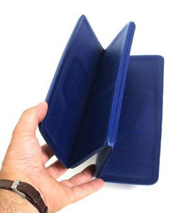 Basic Nature ISO-Sitzkissen,faltbar (Farbe: blau)