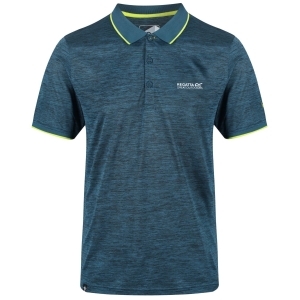 Regatta Polo Shirt Remex II Men seablue (Größe: 2XL)