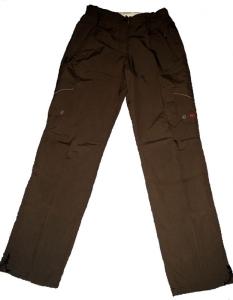 Hot Sportswear Riptec Trekkinghose Damen (Größe: 36 espresso)