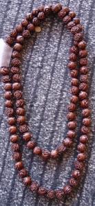 Halskette Rosen Modeschmuck