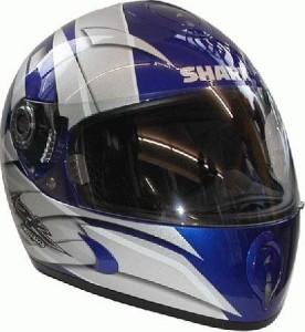 Shark Helm S 800 Fashion,blau Gr. XS (Bitte wählen: XS)